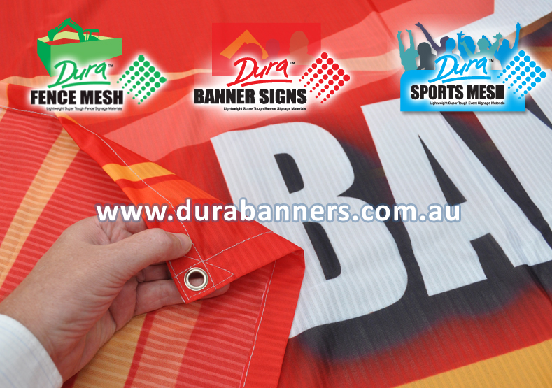 Lightweight super tough banner POLYFABRIC