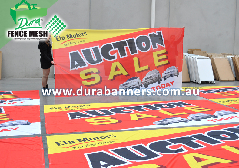 Banner Flag manufacturing
