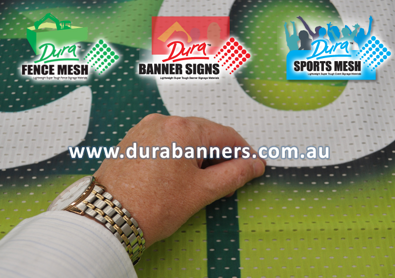 Material for Mesh Banners